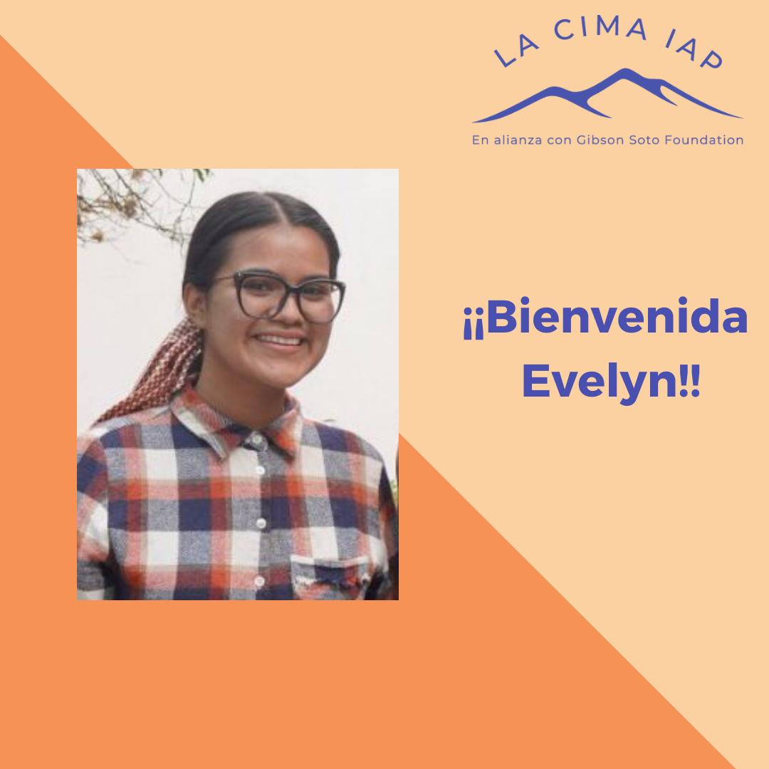 Bienvenida Evelyn